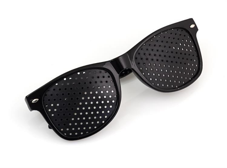 Okulary ajurwedyjskie nerdy wayfarer LECZĄCE WZROK - korekcyjne