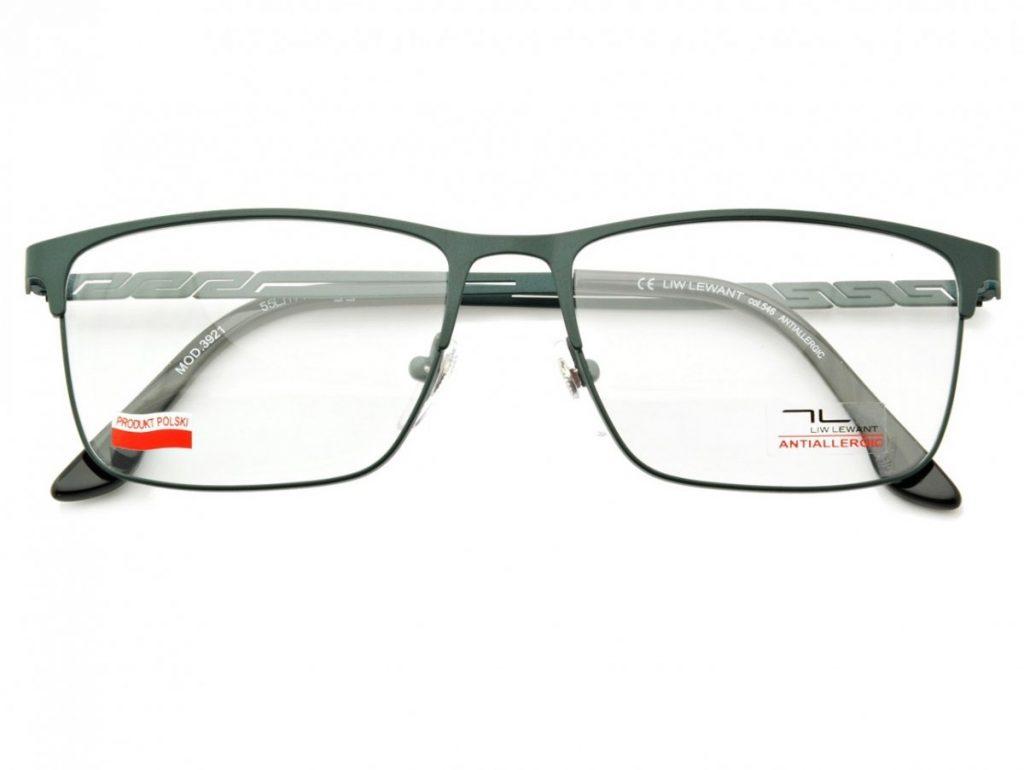 Okulary oprawki korekcyjne męskie LIW LEWANT 3921