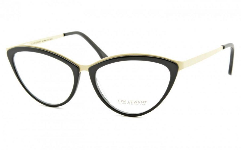 Damskie Kocie Okulary oprawki korekcyjne LIW LEWANT 4079P