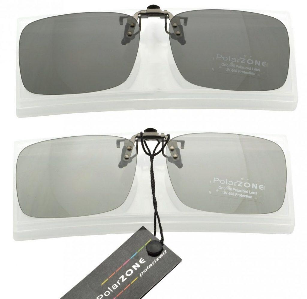 Nakładki na okulary Fotochromowe + polaryzacyjne POLARZONE NAFP-305