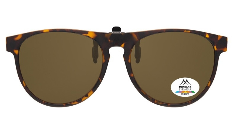Nakładki polaryzacyjne na okulary korekcyjne Montana C6B