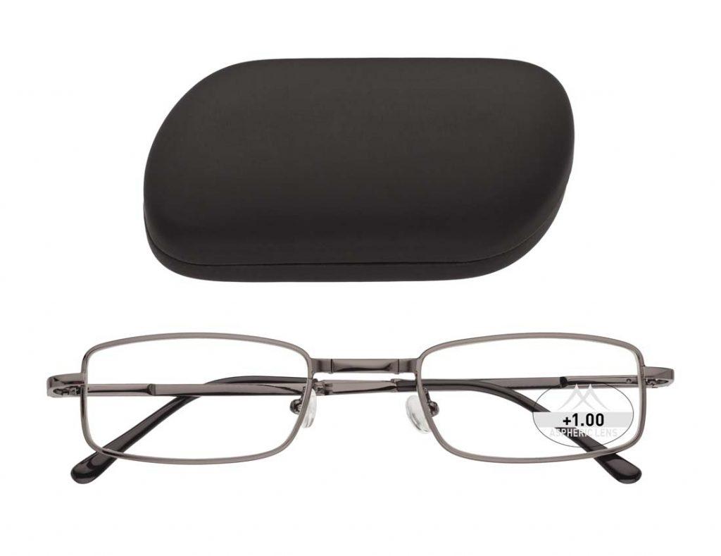 Składane Asferyczne Okulary do Czytania Montana RF25A