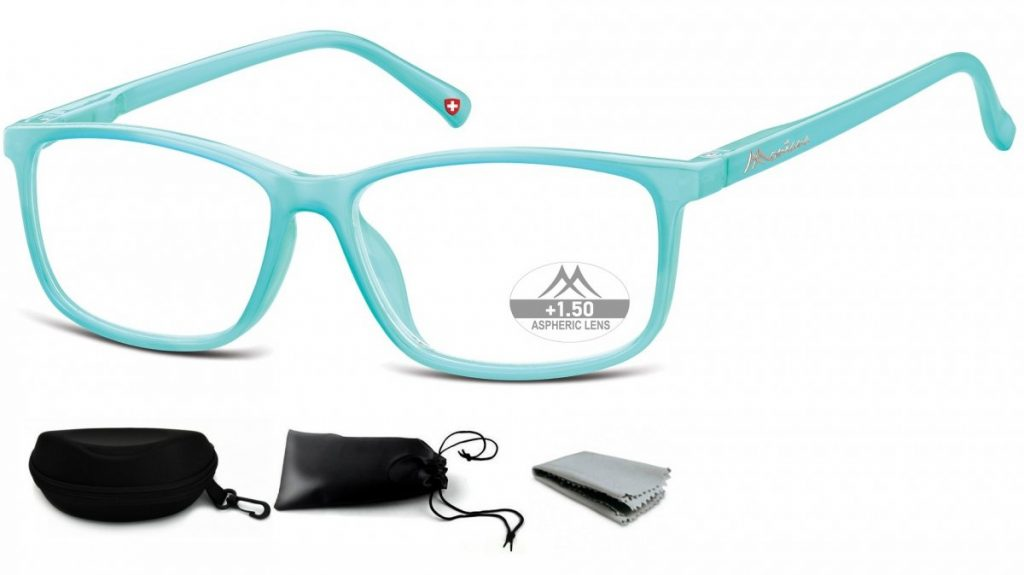 Asferyczne Okulary do Czytania Montana Plusy MR62E
