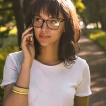 Oprawki okularowe damskie